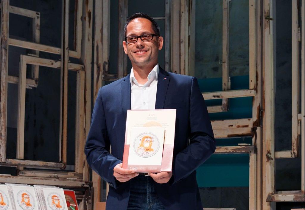 T3 gewinnt Comenius Award 2019