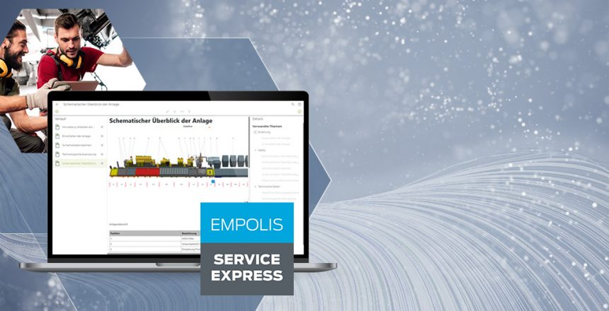 tekom2020 Toolpräsentation EMPOLIS SERVICE EXPRESS