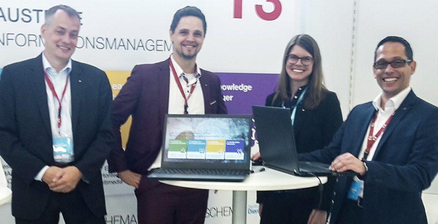 T3 auf der SCHEMA Conference 2018